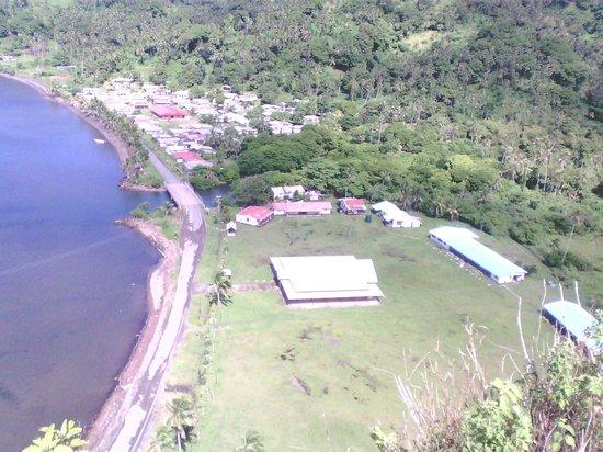 Lorete Primary shool and Tokou village