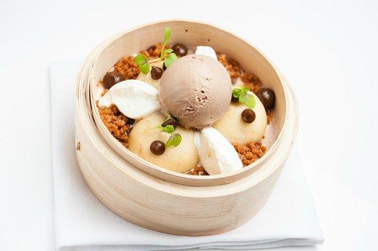 apple pie bao picture of white modern cuisine noord tripadvisor