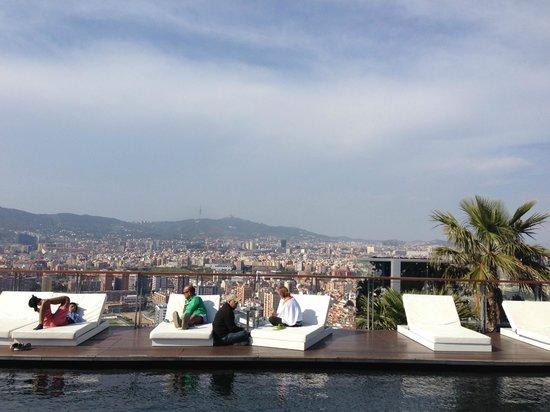Renaissance Barcelona Fira Hotel : Amazing View of Barcelona