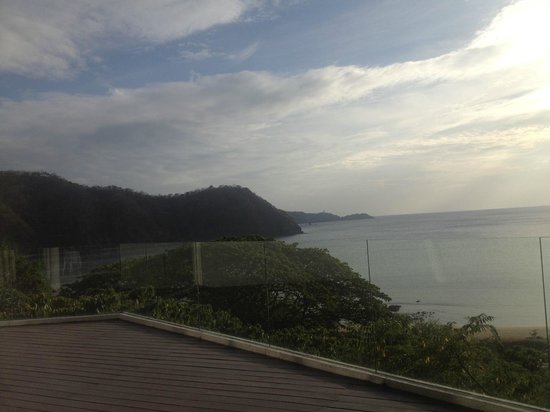Pico Sands Hotel : view from the church
