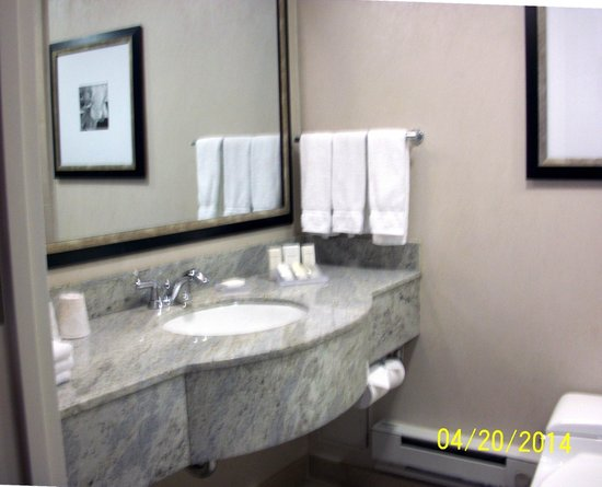 Hilton Garden Inn New York/West 35th Street: Gorgeous and Spacious