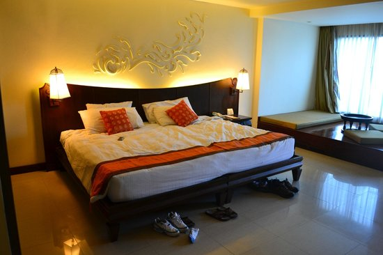 Patong Paragon Resort & Spa : King bed