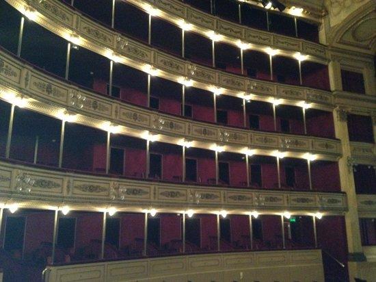 Teatro Solis: Camarotes