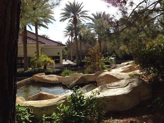 JW Marriott Las Vegas Resort & Spa: jardim