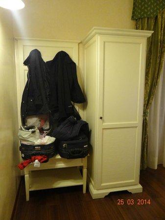 Piemonte Hotel : habitación