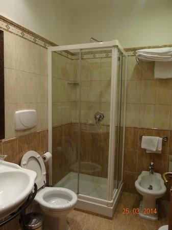 Piemonte Hotel : baño