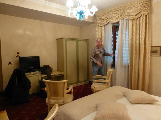 Mercure Parma Stendhal: Our room