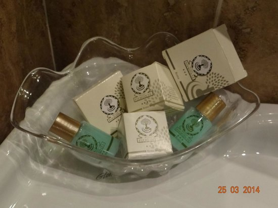 Piemonte Hotel : Ameneties