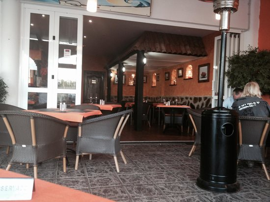 The Port of Call: Interior