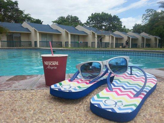 Hacienda Santa Isabel: I live where you vacation!