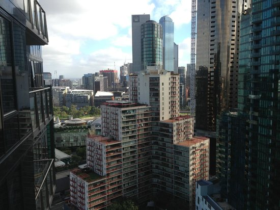 Melbourne Short Stay Apartments Southbank Collection: Day view