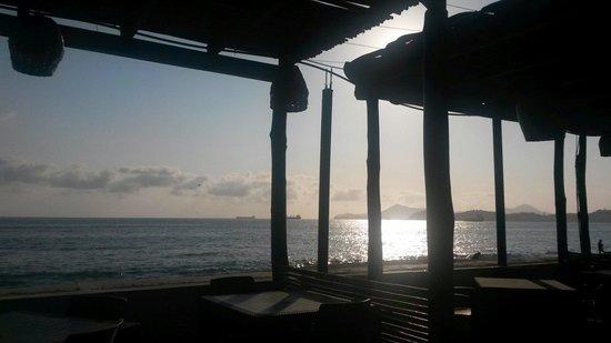 Yakitori: Sunset.
