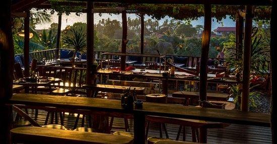 The Secret by Veranda Natural Resort: Veranda's Open-air Restaurant