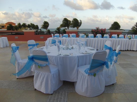 Ocean Coral & Turquesa : Wonderful place for destination weddings!