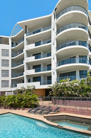Meridian Alex Beach Apartments: Meridian Alex Beach