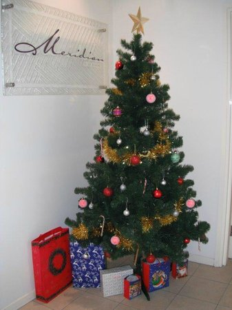 Meridian Alex Beach Apartments: Christmas at Meridian