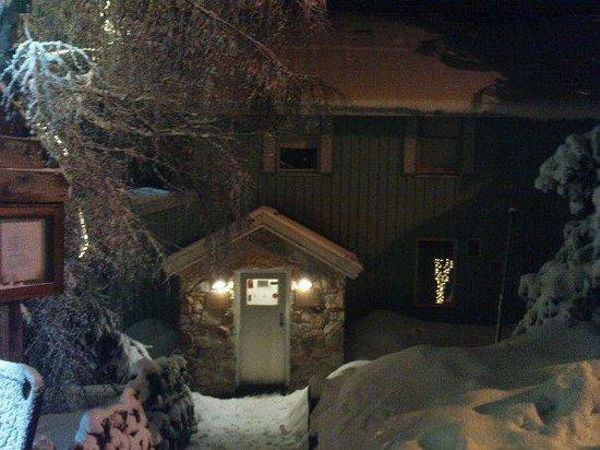 Feathertop Alpine Lodge: Feathertop lodge