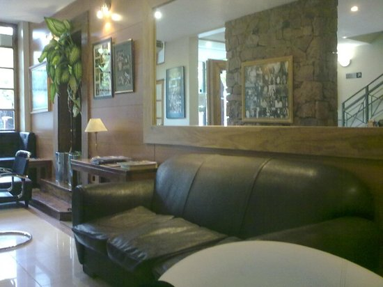 San Martin Hotel Spa: Lobby 2
