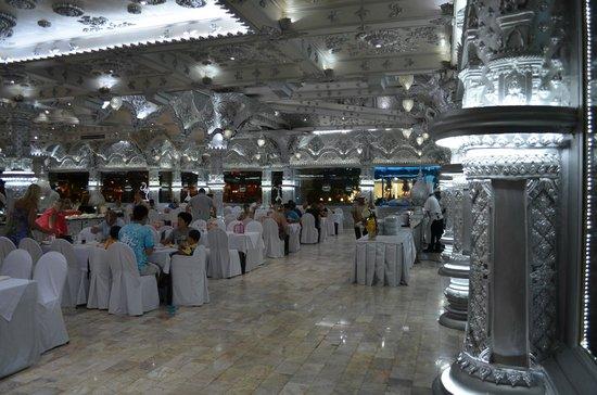 Phuket FantaSea : Silver Dining Room