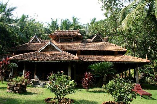 Somatheeram Ayurvedic Health Resort: Villa tipica Keralese