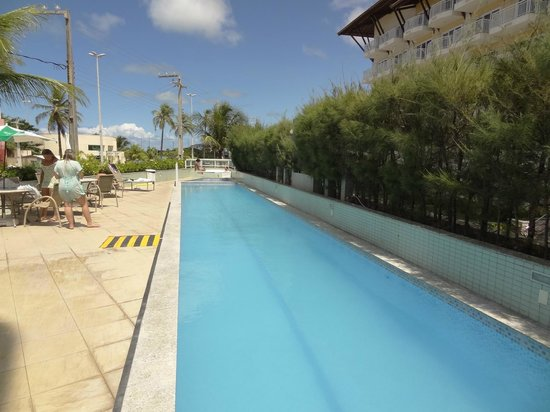 Real Classic Hotel: Piscina