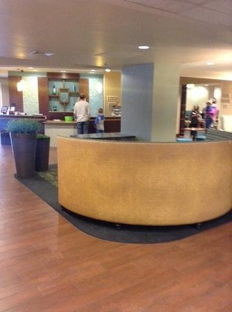 Country Inn & Suites By Carlson, Virginia Beach (Oceanfront) : lobby area
