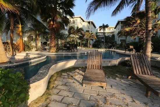 The Landings at Tres Cocos : One of three pools