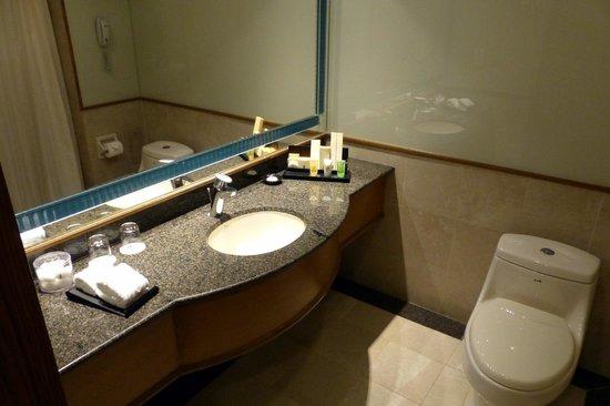 Bathroom at Hotel Sintra