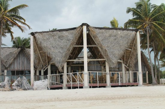 Sol Cayo Coco: Restraunt on the Beach , great food !