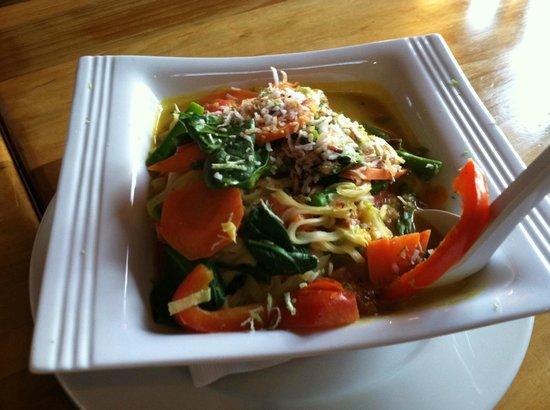 Twisted Sistas' Cafe : Vegan Thai Vegetables