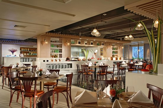 PARKROYAL on Kitchener Road: Spice Brasserie
