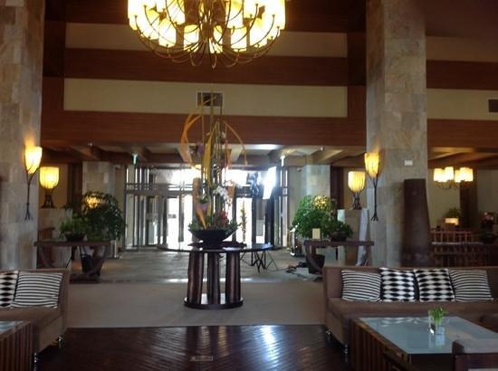 InterContinental Alpensia Pyeongchang Resort: lobby/ lounge area