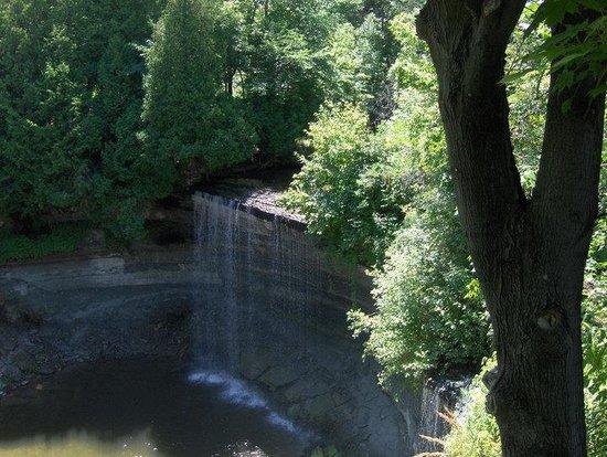 Bridal Veil Falls: August at the Falls