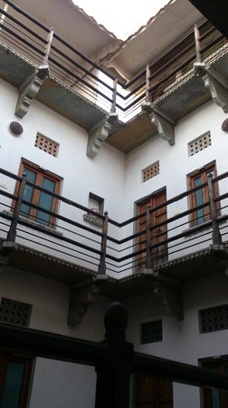 Madri Haveli : Inside the hotel