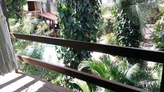 Pousada Vila Bela Vista: vista do quarto
