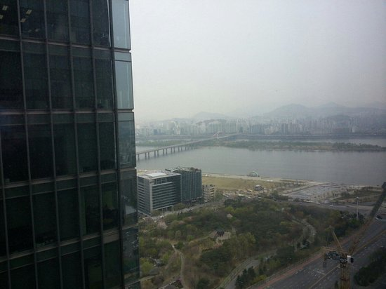 Conrad Seoul: Love this view!
