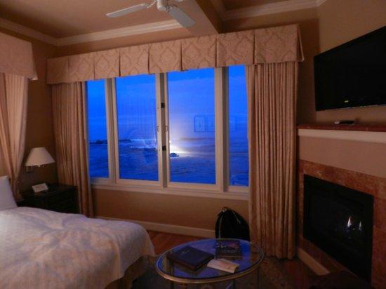 Spindrift Inn : Habitacion vista al mar