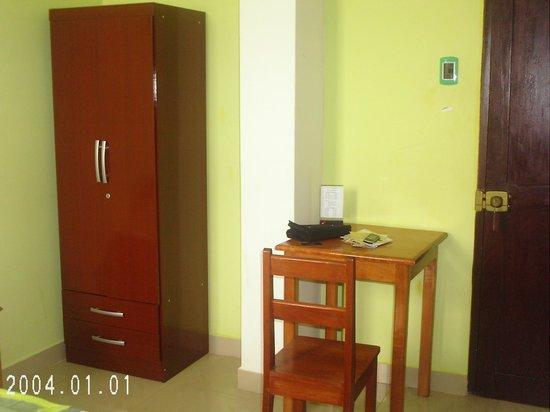Camu Camu Hotel: Muebles