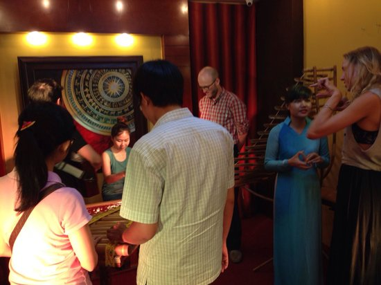 The Touch of Masters' Hands: The Vietnamese Authentic Cultural Show: After-show