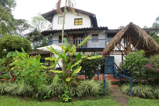 Hotel Casa de Nelly: Casa principal