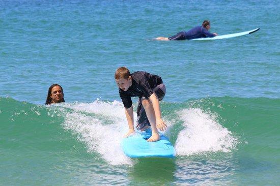 WildMex: Will shredding the waves!