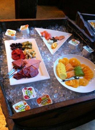 Millbrook Resort: Breakfast