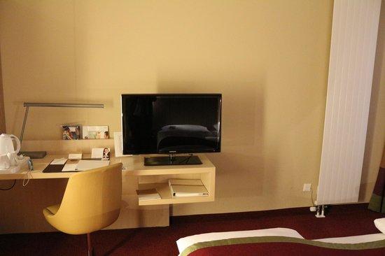 Mövenpick Hotel Frankfurt am Main City: Apartamento