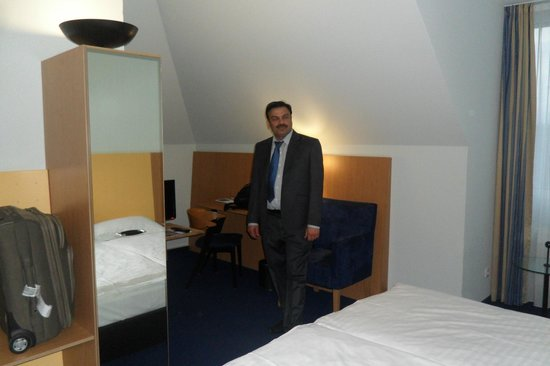 InterCityHotel Celle: Excellent Stay