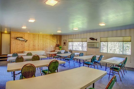 Indian Creek Lodge: Conference Room