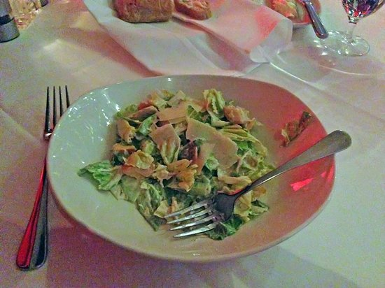 Vic & Anthony's Steakhouse: Caesar Salad