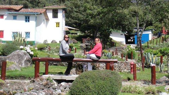 Hotel Paramo La Culata : áreas comunes del hotel