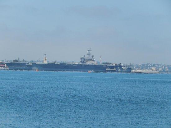 Coronado Island : A view from Ferry Landing