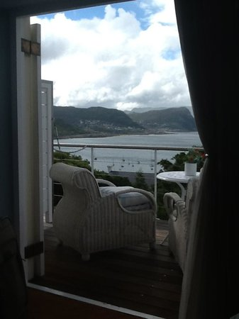 The Boat House: View from Quarter Deck Room