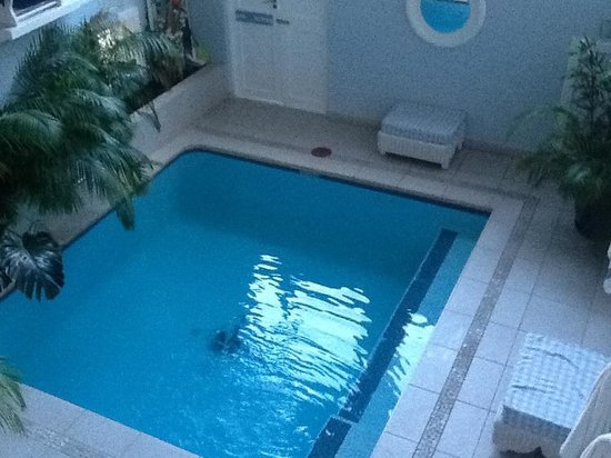 The Boat House: Indoor Pool